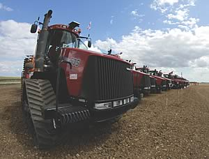 Case IH Quadtracs
